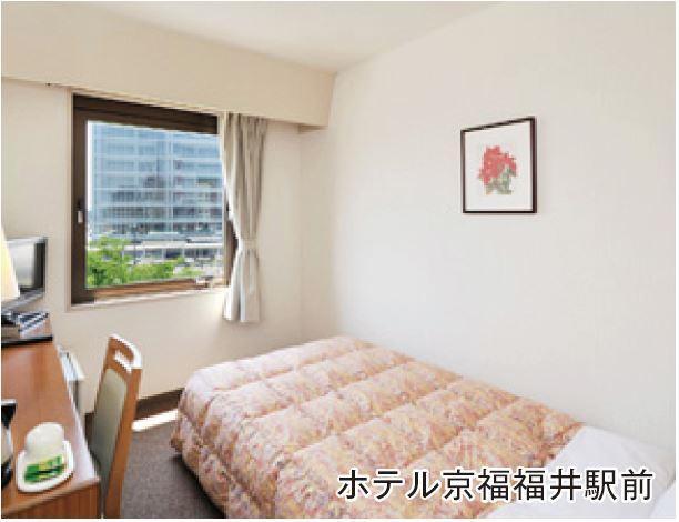 福井自動車学校の宿泊施設詳細