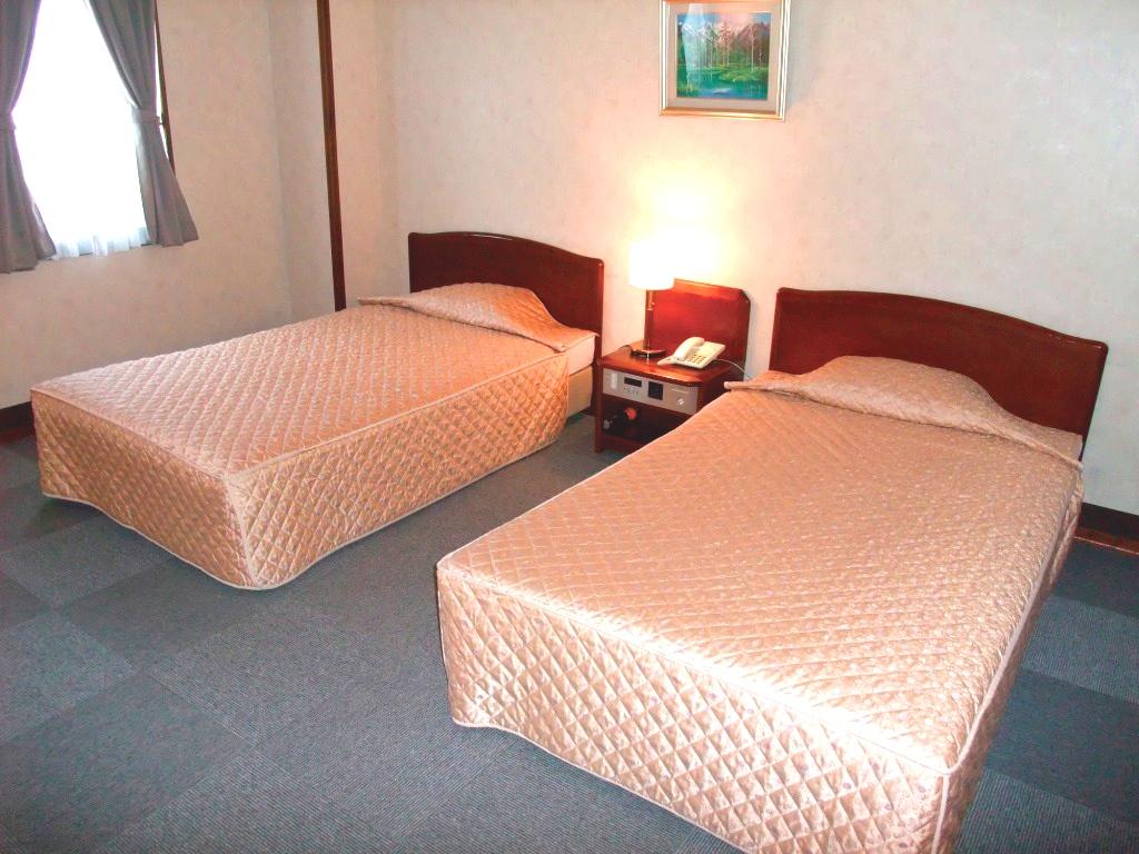 大野自動車学校の宿泊施設詳細