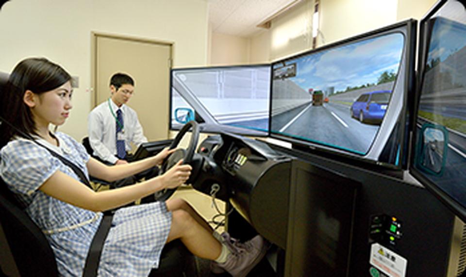 鳥取県東部自動車学校の安心、格安、丁寧な予約はHappy運転免許