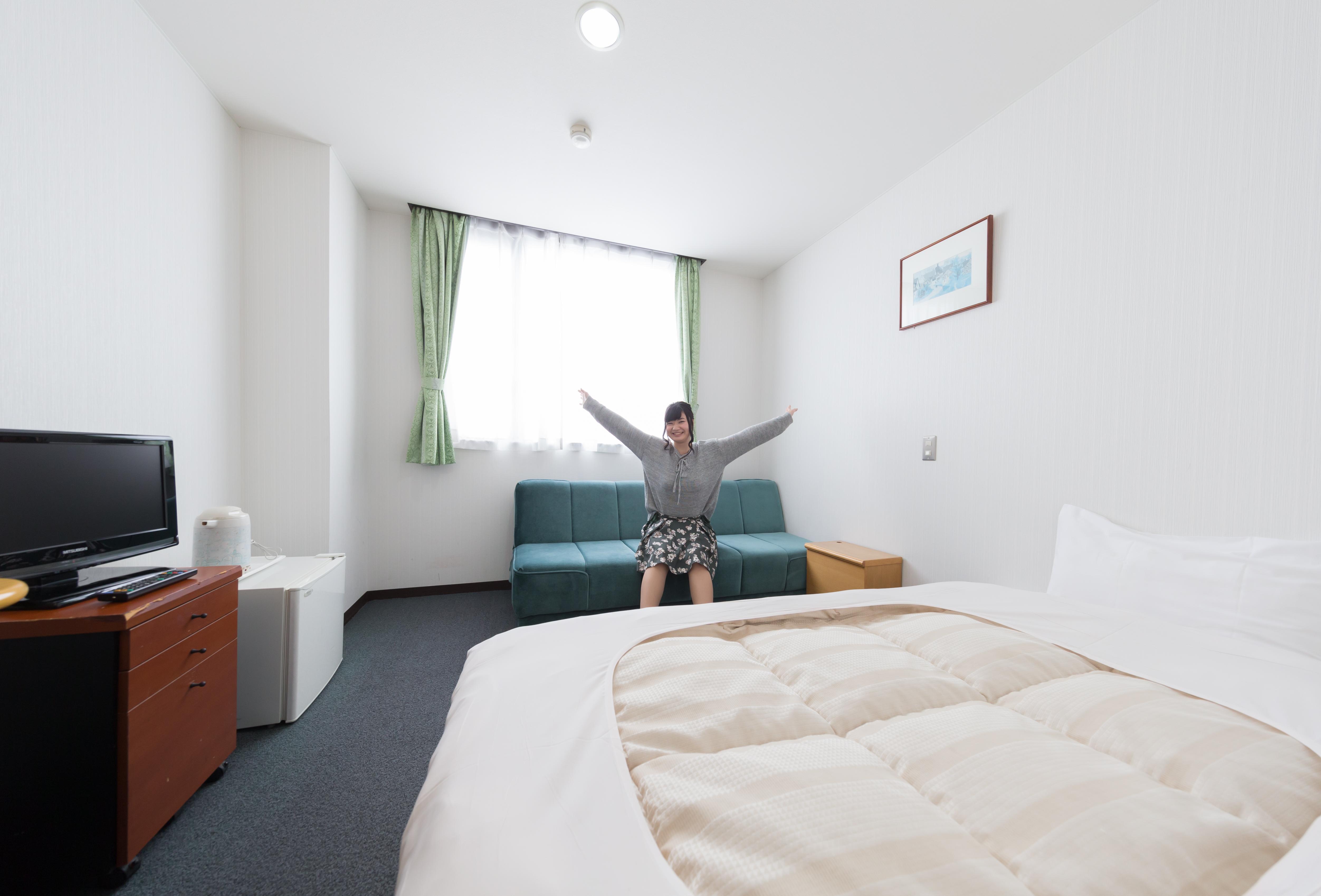 つばめ中央自動車学校の宿泊施設詳細